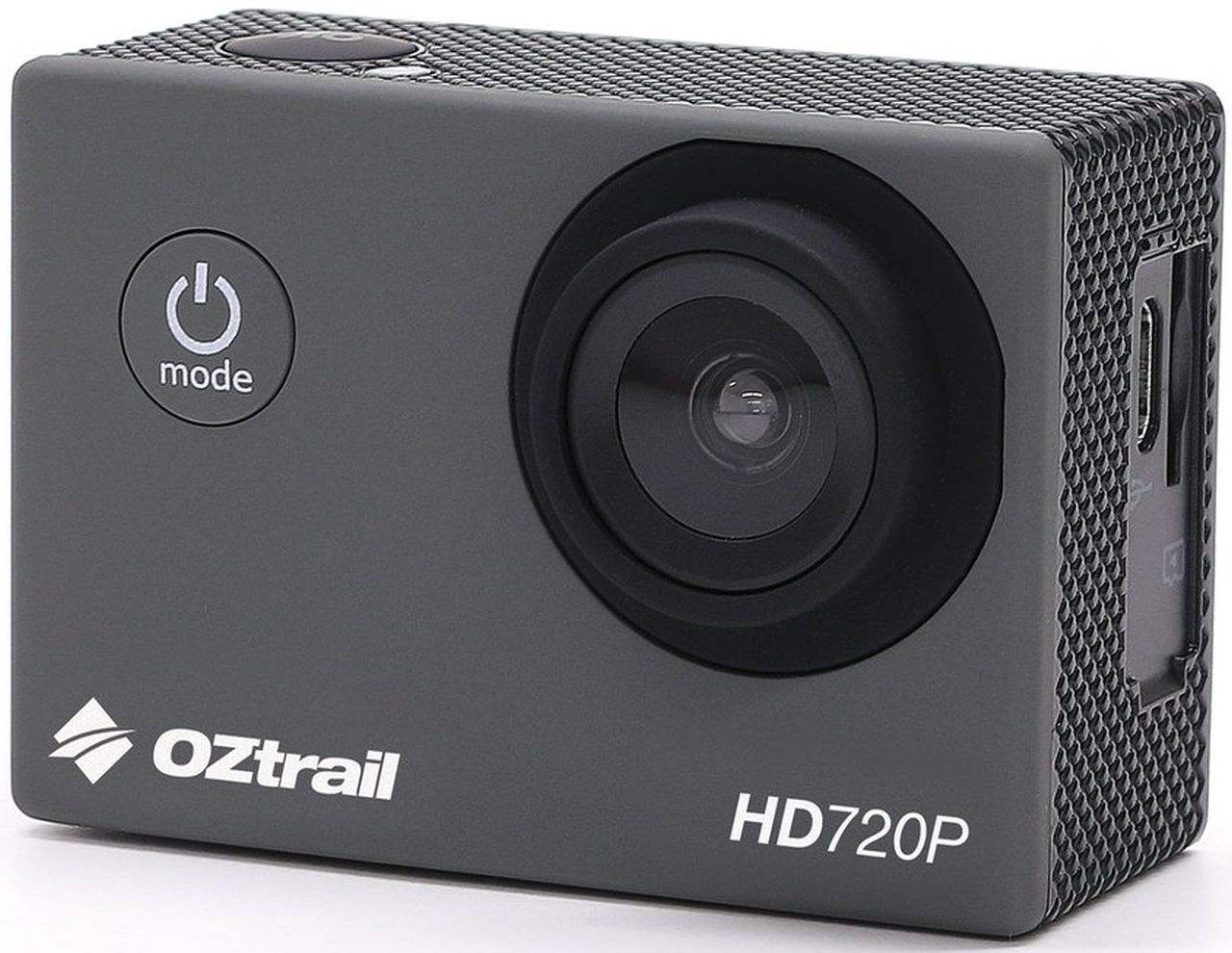 Oztrail - 720P Action Camera - Grey
