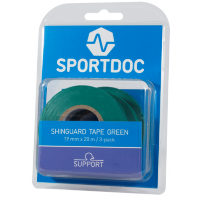 Sportdoc Sock Tape Green (x3)
